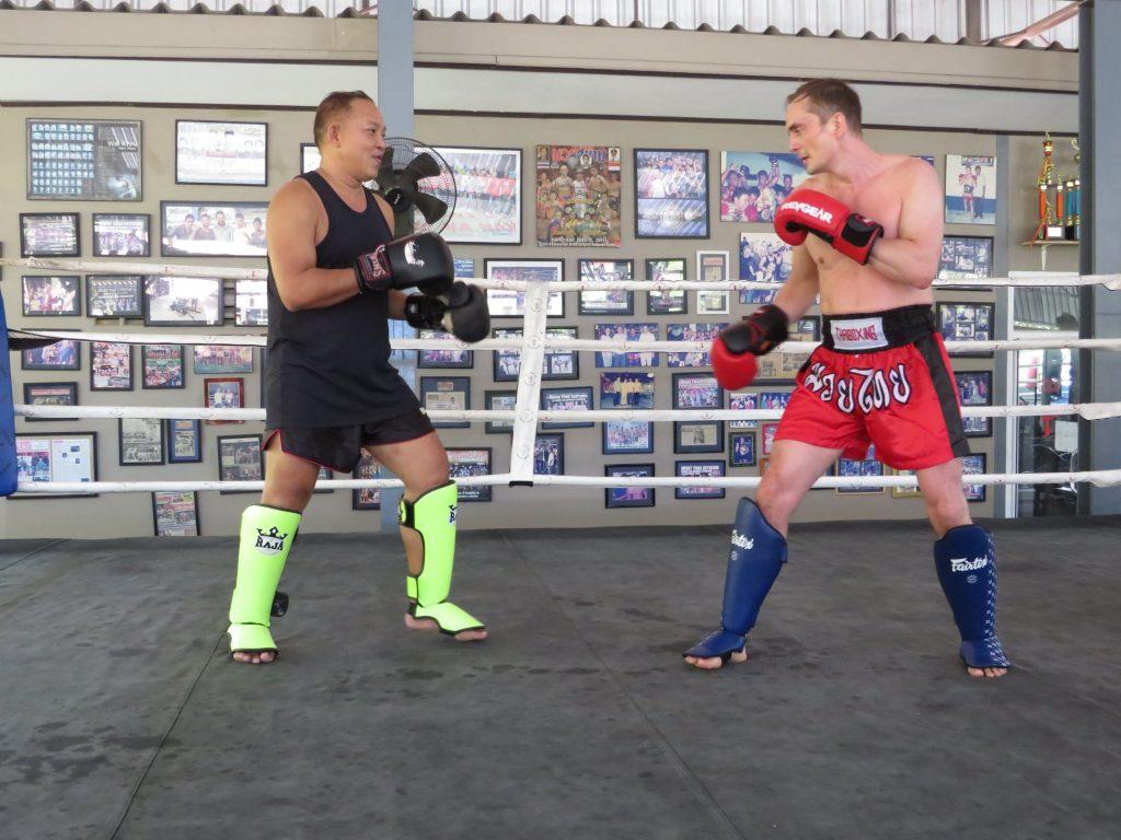 Stuart Daniels Kickboxing