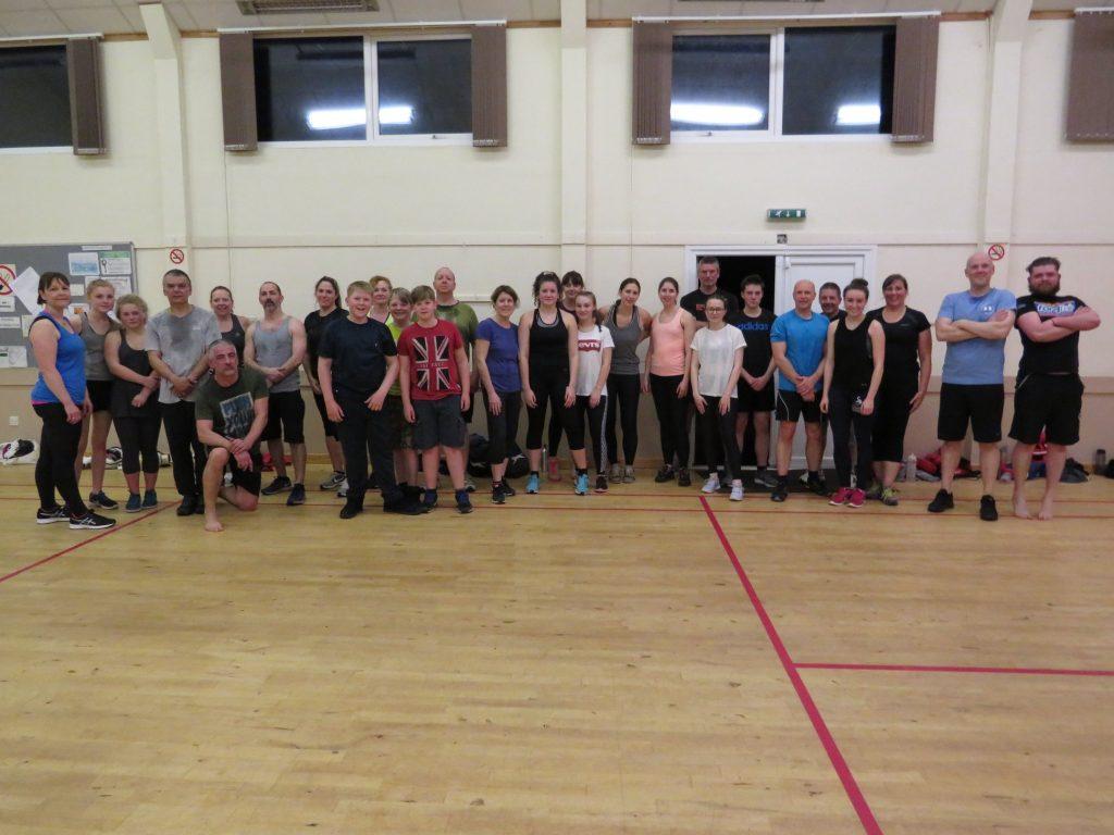 kickboxing class woodbridge