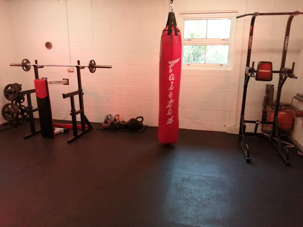 Muay Thai Boxing Kickboxing Gym Personal Training Woodbridge Suffolk